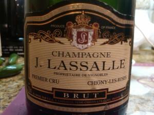 J. Lassalle Chigny-Les-Roses Brut Premier Cru Preference N.V.