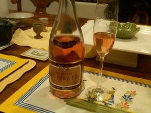 H. Billiot Fils Brut Rosé Champagne NV #1