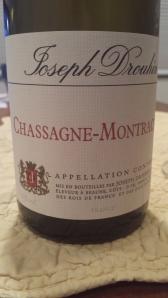 Joseph Drouhin, Chassagne-Montrachet 1996 #4