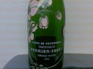 Perrier Jouet Fleur 1982