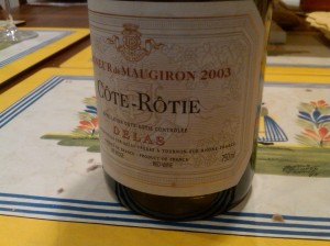 Delas Freres Rotie 2003 #1