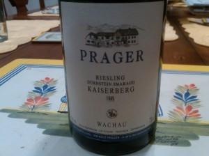 Prager Riesling 1999 #1