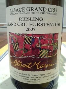 Albert Mann Furstentum 2007