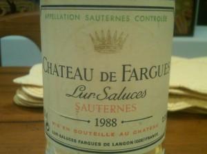 Fargues 1988 #2