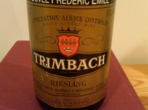 Trimbach Emile 2004