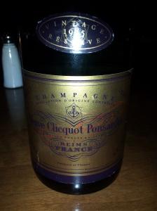 Veuve Clicquot Reserve Brut 1985 #1