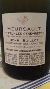 Boillot Meursault Gen 2004 #3