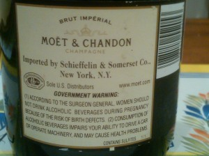 Moet Chandon Imperial NV #1