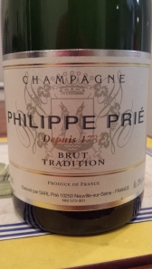 Philippe Prie Tradition NV