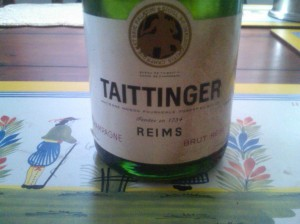 Taittinger Reserve NV #4