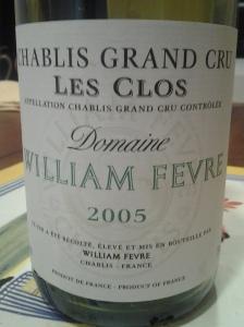 Fevre Clos 2005