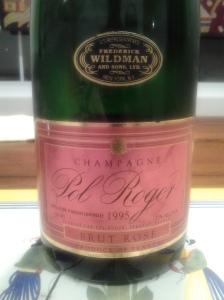 Pol Roger Rose 1995 #1