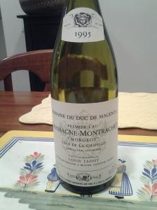 Jadot Morgeot Chapelle Rouge 1995