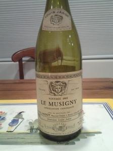 Jadot Musigny 1985 #5