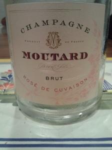 Moutard Rose NV