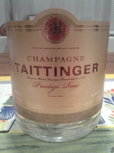 Taittinger Rose Prestige NV