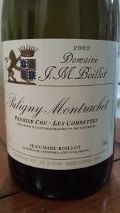 J.M. Boillot Puligny Combettes 2002 #2