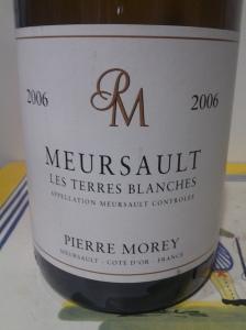 Pierre Morey Terres Blanches 2006 #2