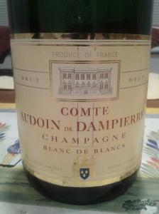 Comte Audoin de Dampierre Blanc de Blancs NV #1