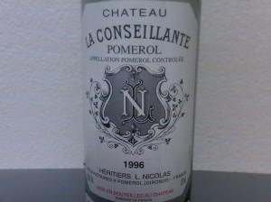 Conseillante 1996