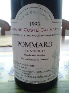 Coste Caumartin 1993 #2