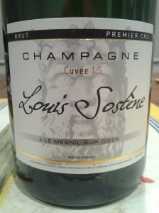Louis Sostene Cuvee LS NV