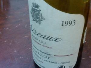 Rouget Echezeaux 1993