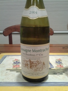 Morey Chassagne Baudines 2004 #2
