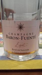 Baron Fuente Rose NV
