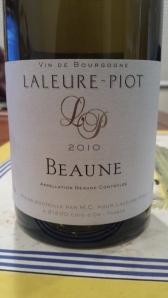Laleure Piot Beaune 2010