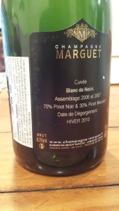 Marguet Tradition NV #1