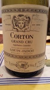 Louis Jadot Corton 1999