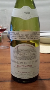 D. Rion Vosne Beaux Monts 1988 #1