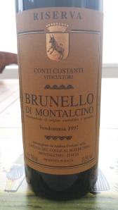 Costanti Brunello Riserva 1997 #1