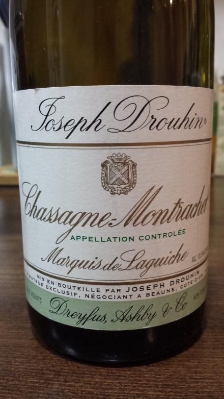 Drouhin Languiche Chassagne-Montrachet 2012