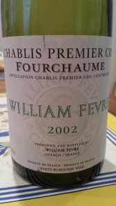 Fevre Fourchaume 2002 #4