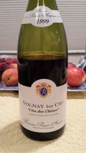 Potinet-Ampeau Volnay Chenes 1999