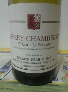 Serafin Fontenys 1999
