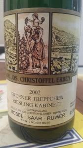 Christoffel Erdener Treppchen Kabinett 2002 #1