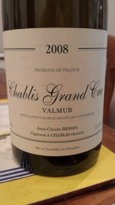 Jean-Claude Bessin Valmur 2008
