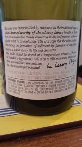 Leroy Volnay 2001 #5