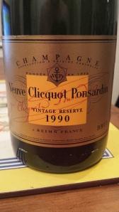 Veuve Clicquot Reserve Brut 1990 #2