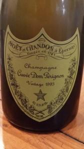 Dom Perignon 1993 #4