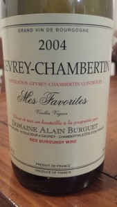 Burguet Favorites 2004 #1