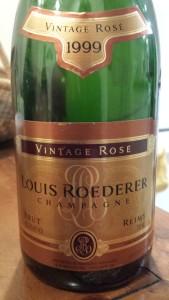 Roederer Rose 1999