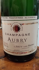 Aubry Brut Rose NV #1