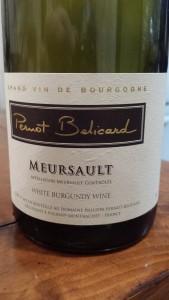 Pernot Pelicard Meursault 2010