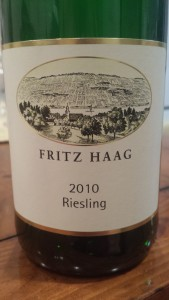 Fritz Haag Estate 2010 #6