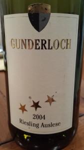 Gunderloch 2004