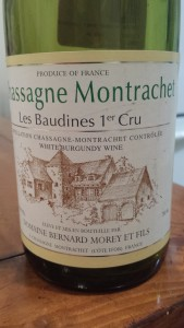 Morey Chassagne Baudines 2005